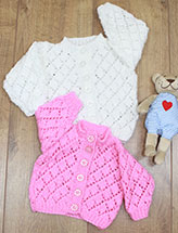 Cozy Diamond Cardigan