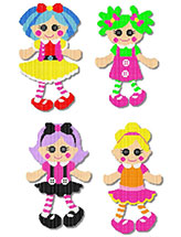 Sew Sweet Doll Set