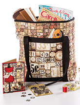 Handy Crafty Tote