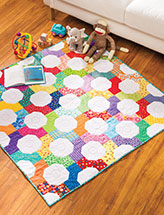 Bow Tie Baby Play Mat