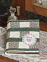 Quilted Bible Cover