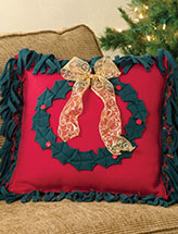 Jolly Holly Pillows