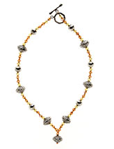 Desert Sunset Necklace