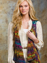 Stormy Weather Vest