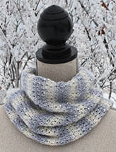 Morning Frost Cowl