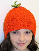 My Little Pumpkin Hat