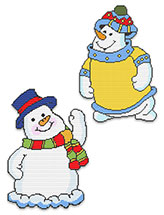 Winter Snow Buddies Set One