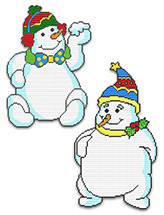 Winter Snow Buddies Set Two
