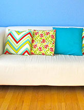 Easy Envelope Throw Pillow Covers