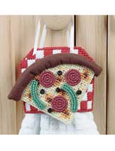 Slice of Pizza Towel Topper