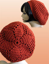 Starflower Slouch Hat
