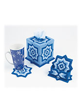 Tissue & Coaster Set