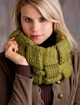 Woven Work Cowl