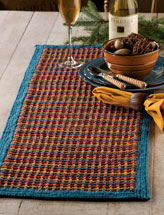 Jewel Tones Table Runner