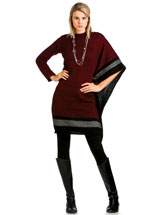 Panache Poncho Dress