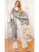 Winter Wonder-lace Wrap