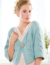 Hint of Lace Cardigan