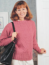 Swing Band Pullover