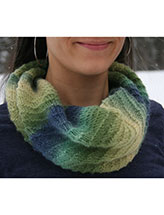 Northern Lights Cowl