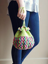 Watermelon Drop Bag