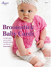 Broomstick Baby Cardi