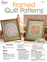 Framed Quilt Patterns