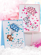 Dear Baby Card Set