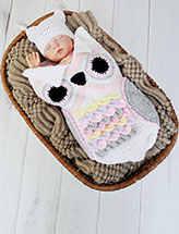 Owl Cocoon Set