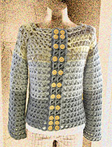 Broomstick Lace Jacket