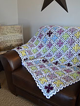 Garden of Grace Afghan