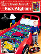 Ultimate Book of Kid's Afghans