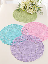 Springtime Table Mats