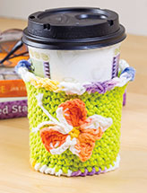 Butterfly Cup Cozy