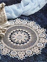 Renaissance Beauty Doily