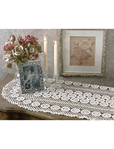 Wagon Wheels Table Runner