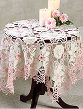 Sweet Victorian Table Topper