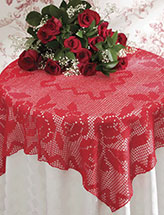 Rose Garden Table Topper