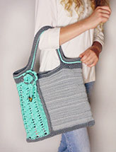 Sea Glass Tote