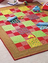 Discovery Baby Quilt
