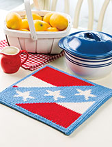 Star-Spangled Hot Pad