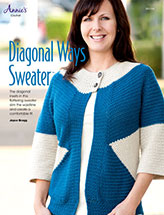 Diagonal Ways Sweater