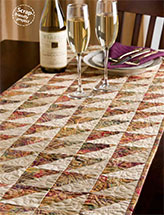 Signature Scrap Table Runner