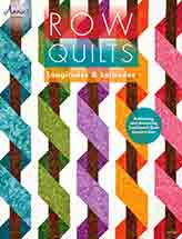 Row Quilts: Longitudes & Latitudes