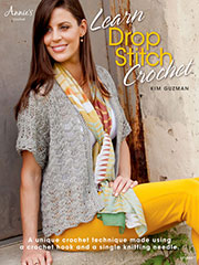 Learn Drop Stitch Crochet