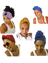 Turban & Head Wrap Collection