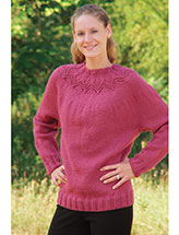 Top-Down Pullover