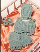 Boy's Layette