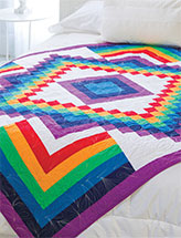 Rainbow Bargello