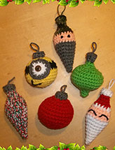 Holiday Hanging Ornaments