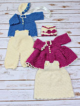 Baby Boy & Girl Everyday Sets